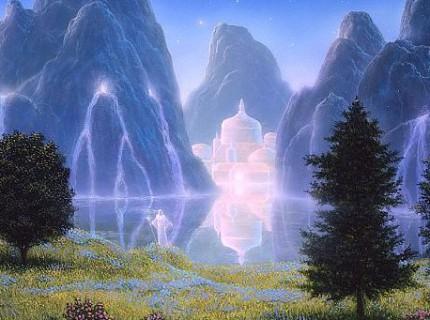 Mistrz Szambala,międzywymiarowy portal,Agartha,wejście do Szambali