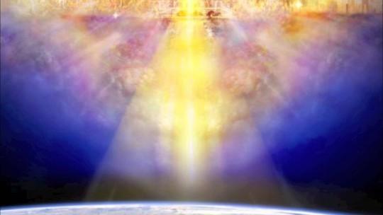 Światło Ducha, portal boskiej energii